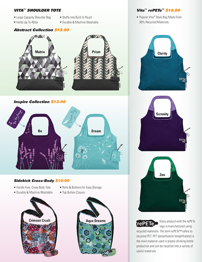 ChicoBag Fundraising Brochure